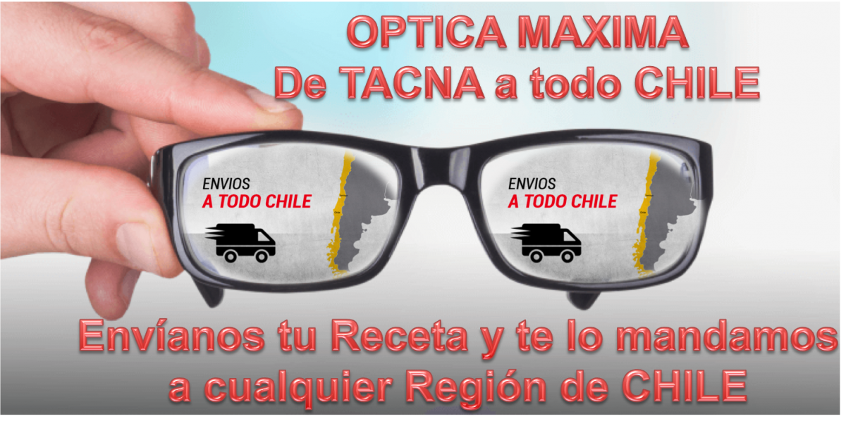 OPTICA MAXIMA TODO CHILE